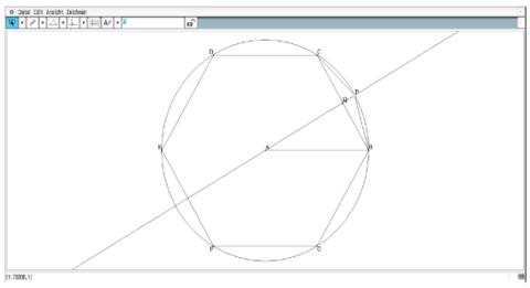 Berechnung einer dezimalen Näherung für die Kreiszahl π