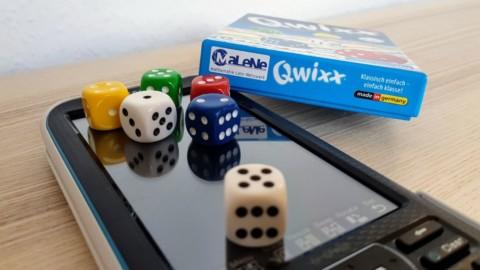 Web-Seminar : Qwixx – Stochastik am Spiel