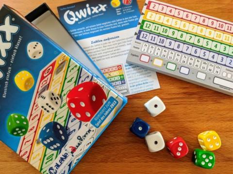 Web-Seminar : Qwixx – Stochastik am Spiel – Termin 2
