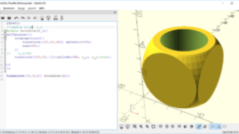 Webinar: 3D-Druck in der Schule am Beispiel Stochastik mit gedruckten Würfeln (Teil 2)